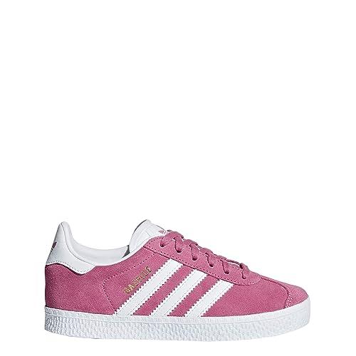 Adidas Gazelle C, Zapatillas de Deporte Unisex niño, (Rosa 000), 28.5