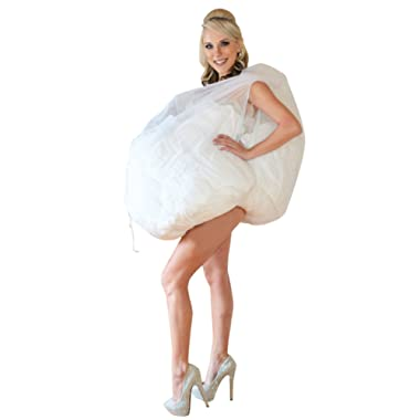 Bridal Buddy-The Original- easily holds your gown so you can use the bathroom alone- As Seen on Shark Tank
