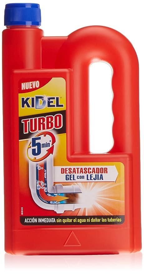 Kidel Turbo Desatascador - 1 l