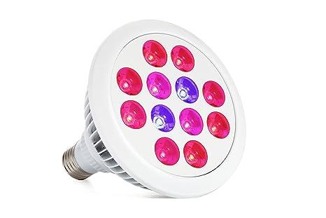 Luces de Crecer LED 24 W efitu espectro completo led luces de crecer para plantas de