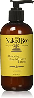product image for The Naked Bee Moisturizing Hand & Body Lotion, 8 Fl Oz, Unscented