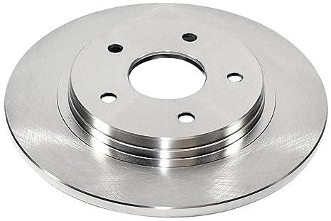 Disc Brake Rotors >> Amazon Com Durago Br900526 Rear Solid Disc Brake Rotor Automotive