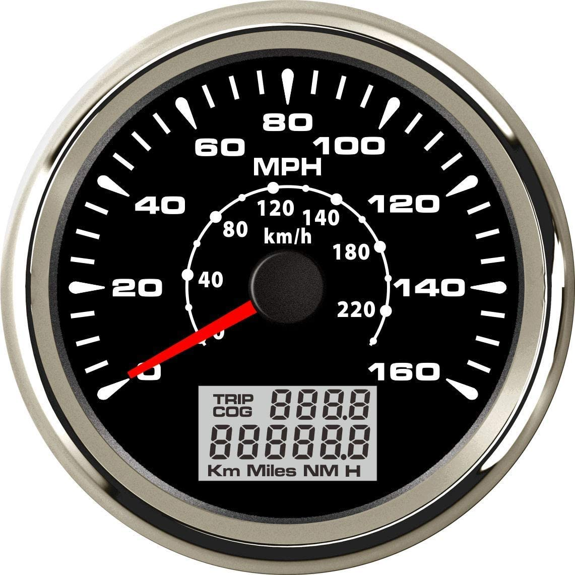 Auto Meter 5204 In-Dash Tachs and Speedometers