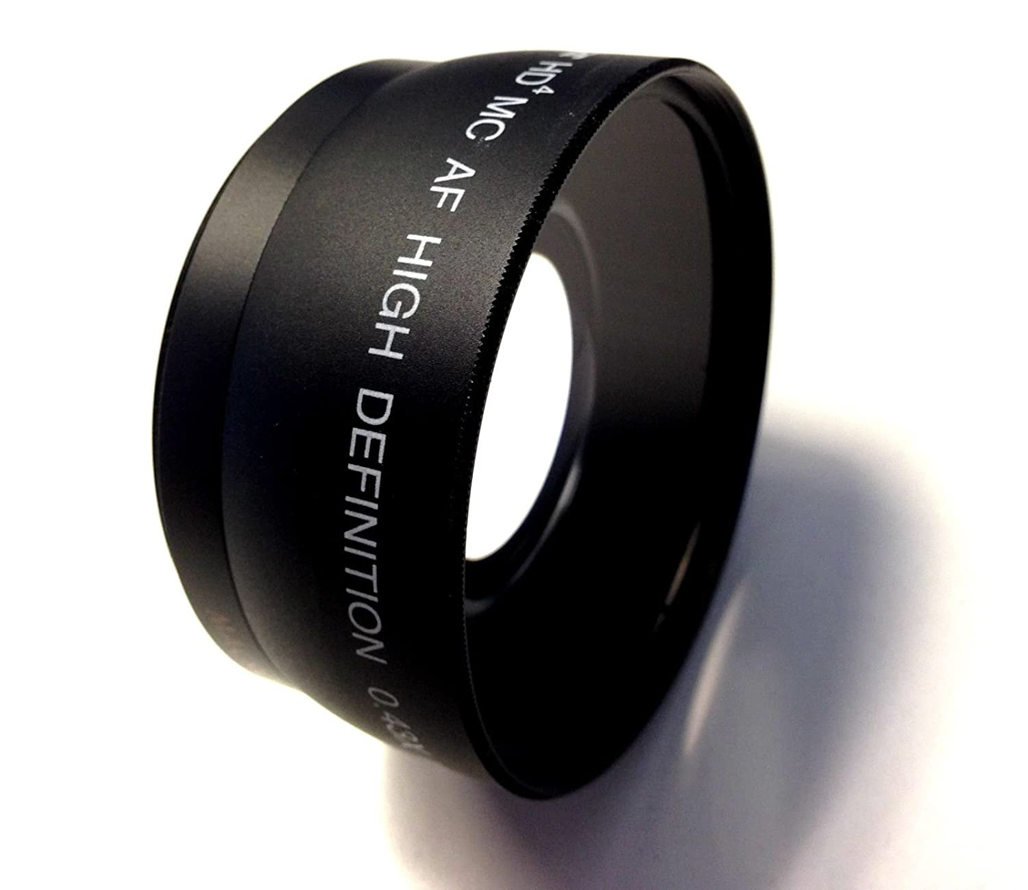 Polaroid Optics Multi-Coated UV Protective Filter For The Sony HDR-NX5U Handycam Camcorder