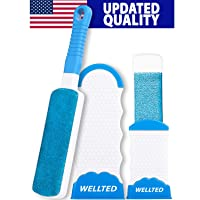 WELLTED 2020 Updated Pet Hair Remover Brush - Lint Brush - Fur Remover - Fur & Lint...