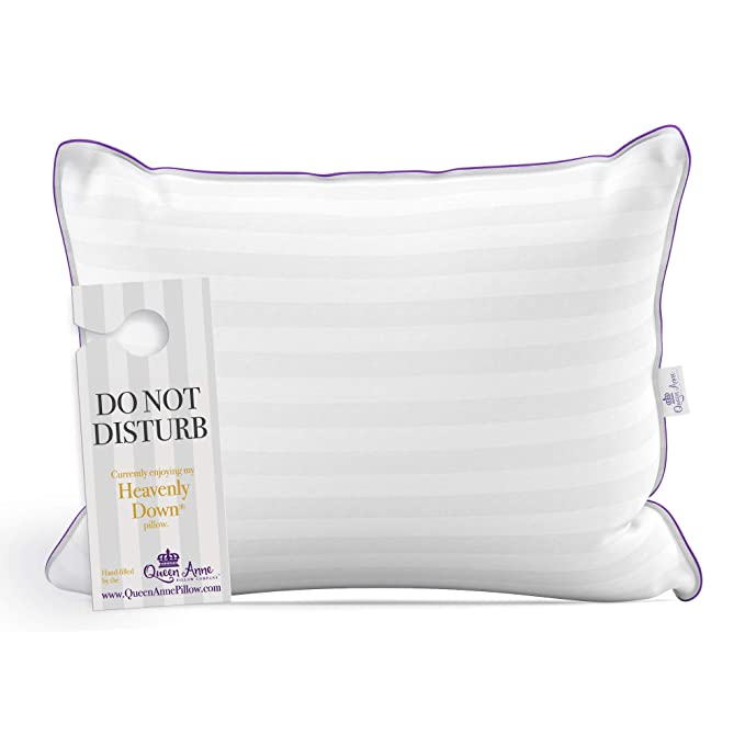Queen Anne Down Alternative Luxury Pillow - The Luxurious and Hotel Quality