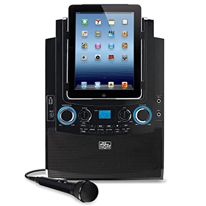 The Singing Machine ISM990 Karaoke System for iPad/iPhone