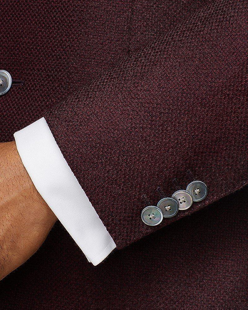 Amazon.com: Hugo Boss Janson recortar Fit Borgoña Sport Coat ...