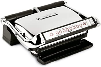 All-Clad PG710850 AutoSense Stainless Steel Electric Grill