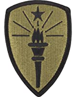 Indiana National Guard Multicam Patch