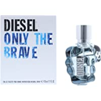 Diesel Only the Brave Eau de Toilette Spray for Men, 35ml