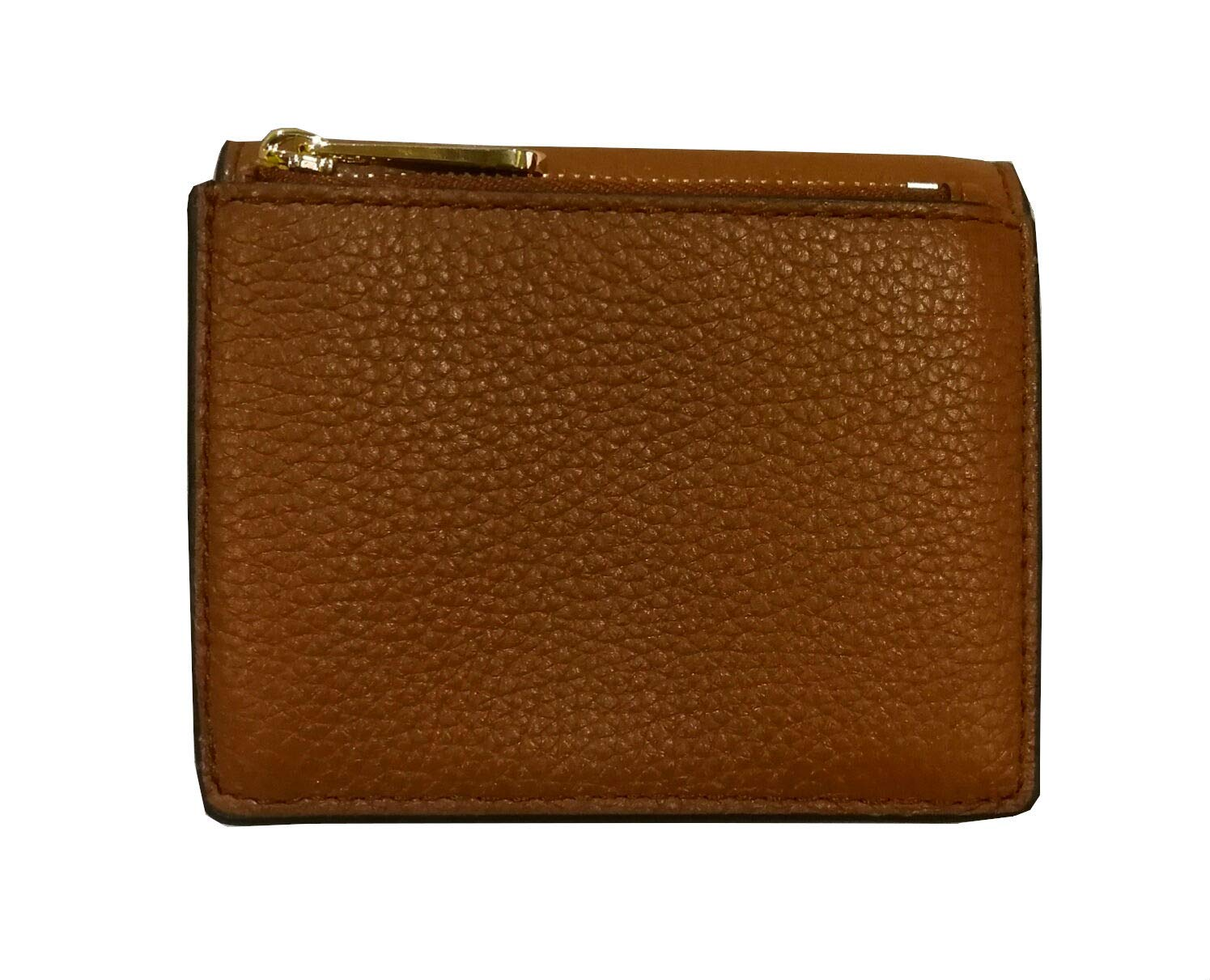 Michael Kors Fulton Leather Carryall Card Case Wallet (Luggage) by Michael Kors (Image #2)