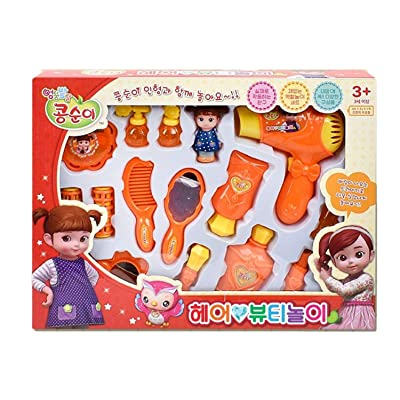 KONGSUNI Hair Beauty Makeup Role Play Toy Set: Toys & Games