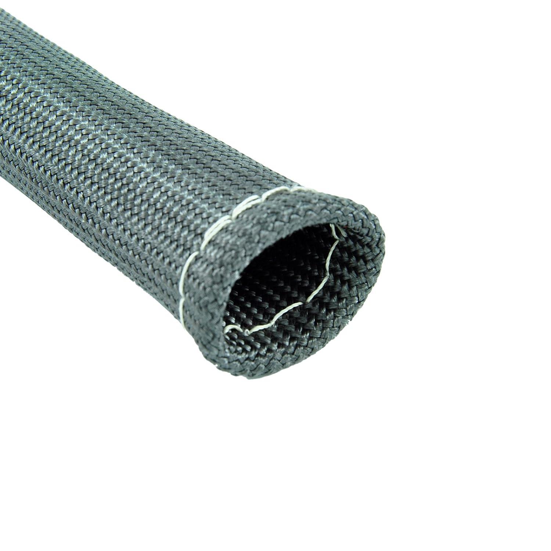 2 x Protección de calor Manguera Bujía Conector Carga Cable De Fibra - Turbo: Amazon.es: Coche y moto