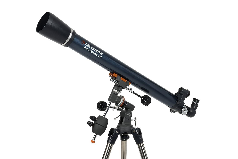 Celestron astromaster 70 eq 70 900 refraktor teleskop: amazon.de: kamera