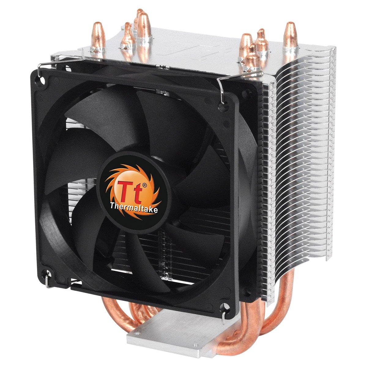 Thermaltake Contact 16 Ventola per CPU Nero