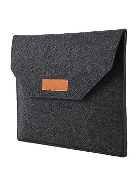 Slim funda para portátiles funda de fieltro ordenador pantalla Bagfor Apple MacBook Surface Pro/Air Envelope: Amazon.es: Electrónica