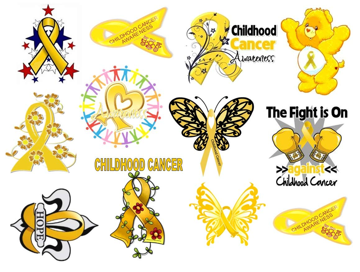Awareness Temporary Tattoos collection Collezione di tatuaggi ...