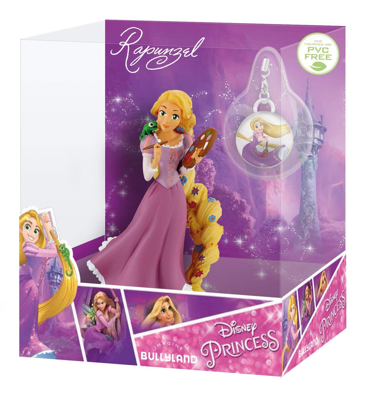 Disney 2 Piece Box Set Rapunzel Tangled Birthday Party Cake Toppers with Birthday Girl Charm by Disney