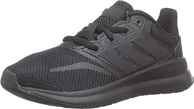 adidas Falcon K, Zapatillas de Running Unisex niños, Nero Core Black Core Black Core Black Core Black Core Black Core Black, 31 EU: Amazon.es: Zapatos y complementos
