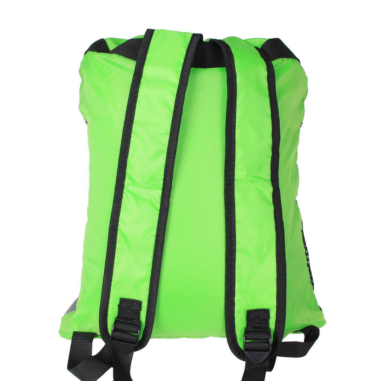 Damero Lightweight Drawstring Sackpack - TiendaMIA.com 1403e172a0b08