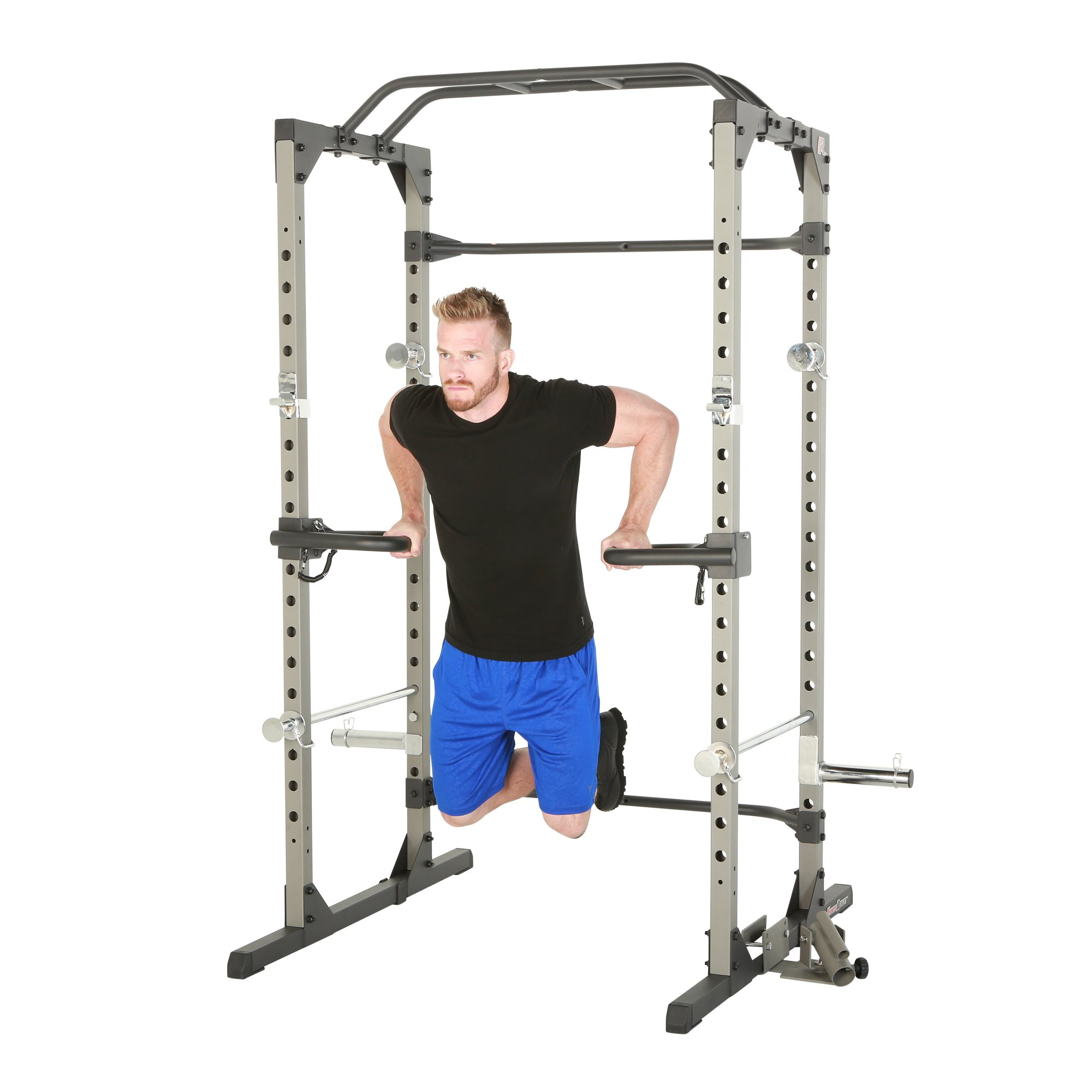 Fitness Reality Attachment Set for 2''x2'' Steel Tubing Power Cages by Fitness Reality (Image #5)