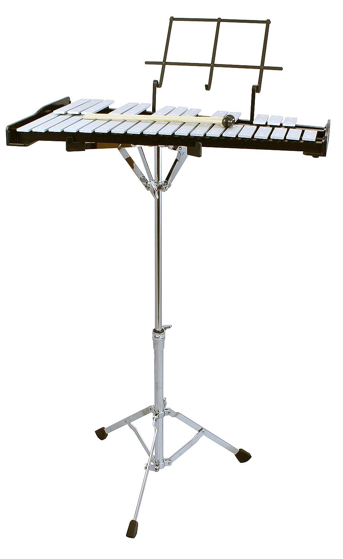 Pearl パール グロッケン(鉄琴) スタンド付 PK-900CB B076BMVWTG