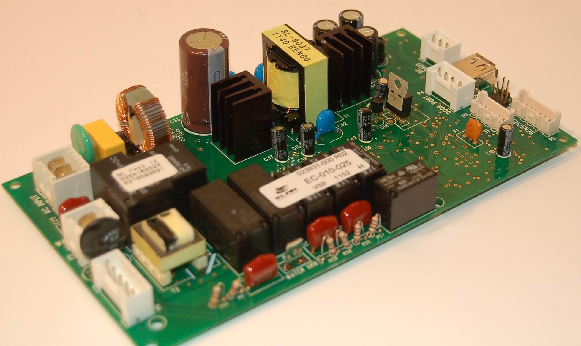 031421-000 Original Viking - CONTROLLER, MACHINE, DISHWASHER-ELAN (023931)