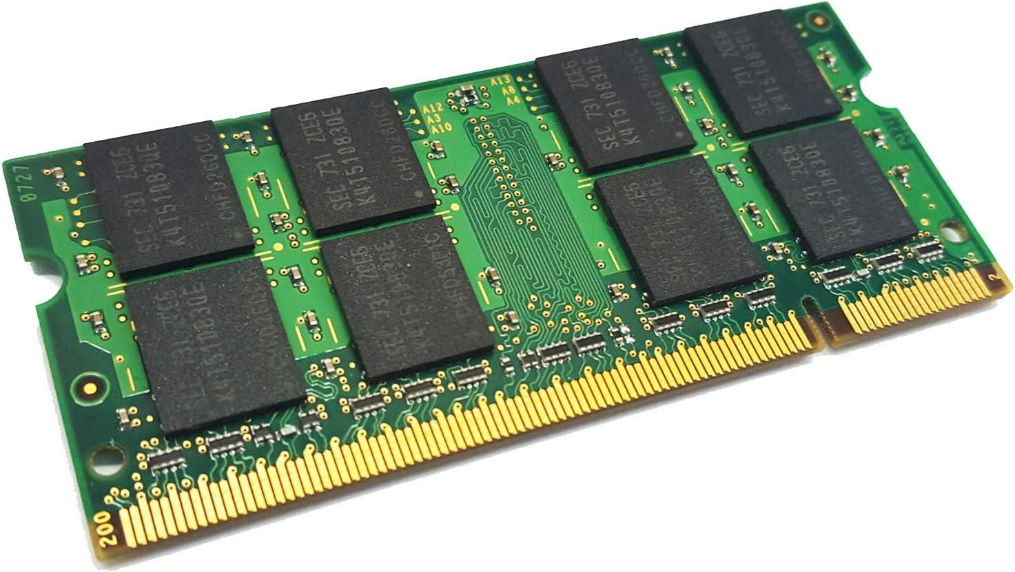 dekoelektropunktde Compatible con Acer Aspire One D250 D150 | 2GB Ram Memoria SODIMM DDR2 PC2 para