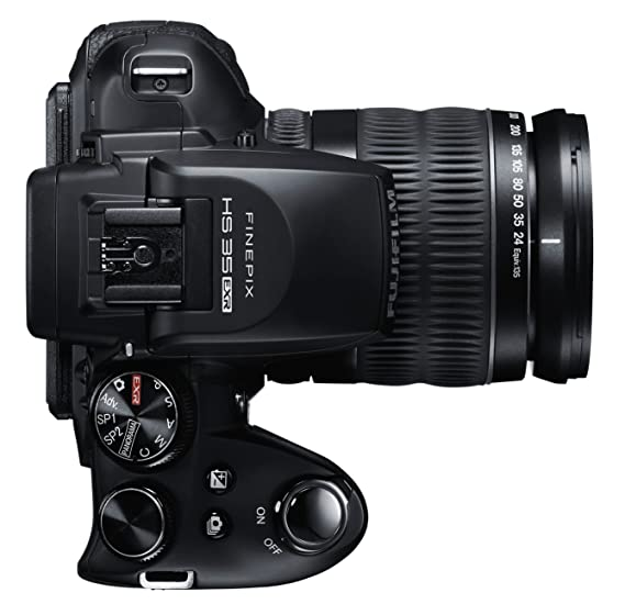 Fuji hs 35 manual ebook array buy fujifilm finepix hs35exr 16mp digital camera with 3 inch lcd rh amazon in fandeluxe Choice Image