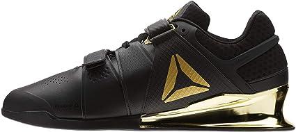 8418729da1a9d7 Amazon.com  Reebok Legacy Lifter Mens Weightlifting Shoes - Black ...