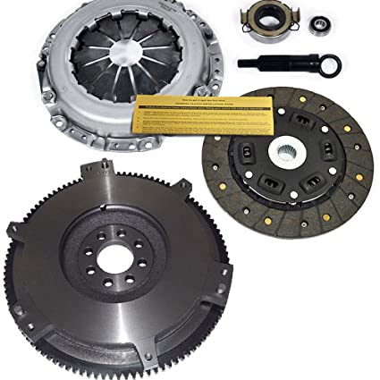 Amazon.com: EFT CLUTCH KIT w/ OEM FLYWHEEL TOYOTA COROLLA MATRIX XRS / VIBE GT 1.8L 6-SPEED: Automotive