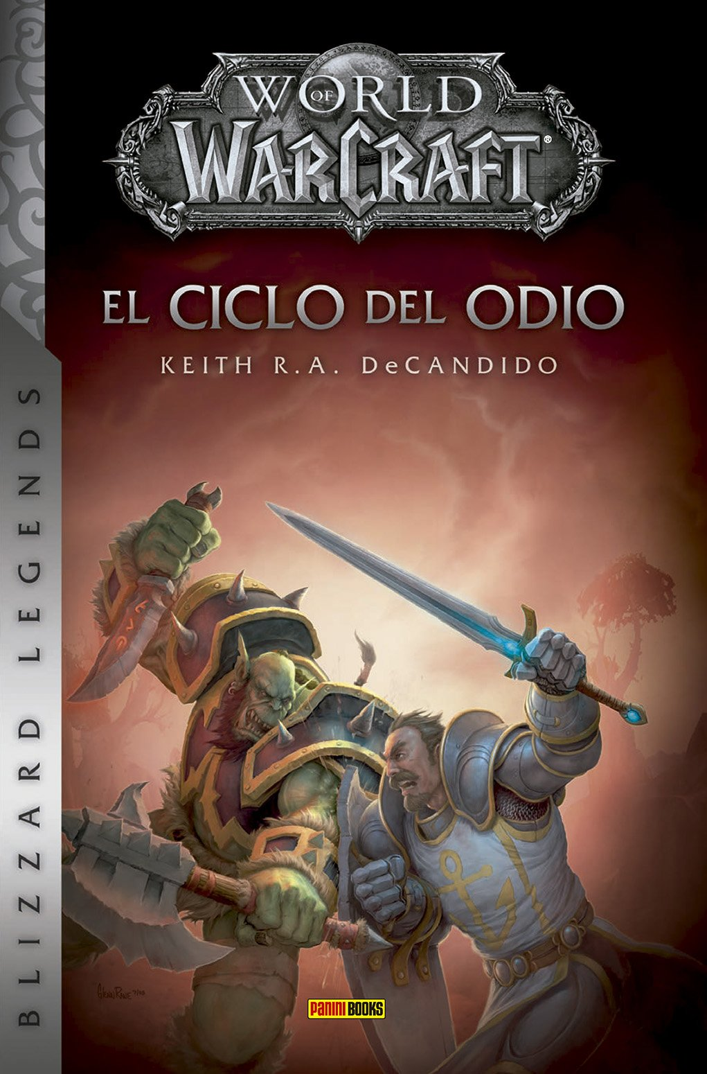 libros de world of warcraft en español pdf descargar