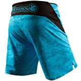 Hayabusa Weld3 Fight Shorts, 38, Blue