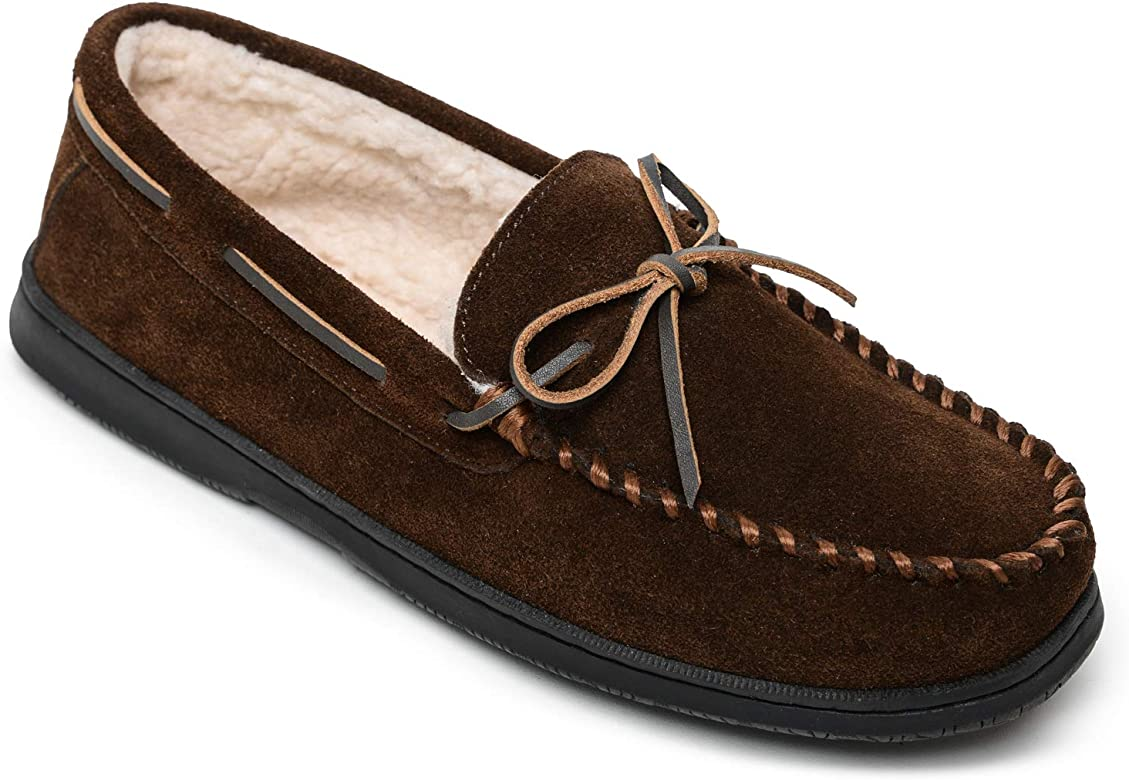 Sperry Men's Trapper Moccasin Slippers