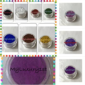 Amazon Com 2g Lot Of 11 Matte Sample 2 Gram Baggies Cp Mp Diy Soap