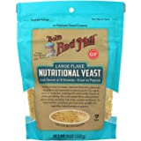 BOB'S RED MILL, YEAST, NUTRITIONAL, L FLAKE, Pack of 6, Size 5 OZ - No Artificial Ingredients Gluten Free
