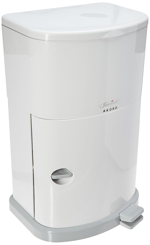 JANM330DAEA - AKORD Adult Diaper Disposal System, White Janibell Inc SYNCHKG056445