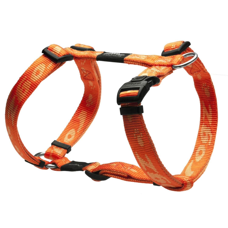 Rogz sj25 de D Alpinist arnés del Perro/K2, L, Color Naranja ...