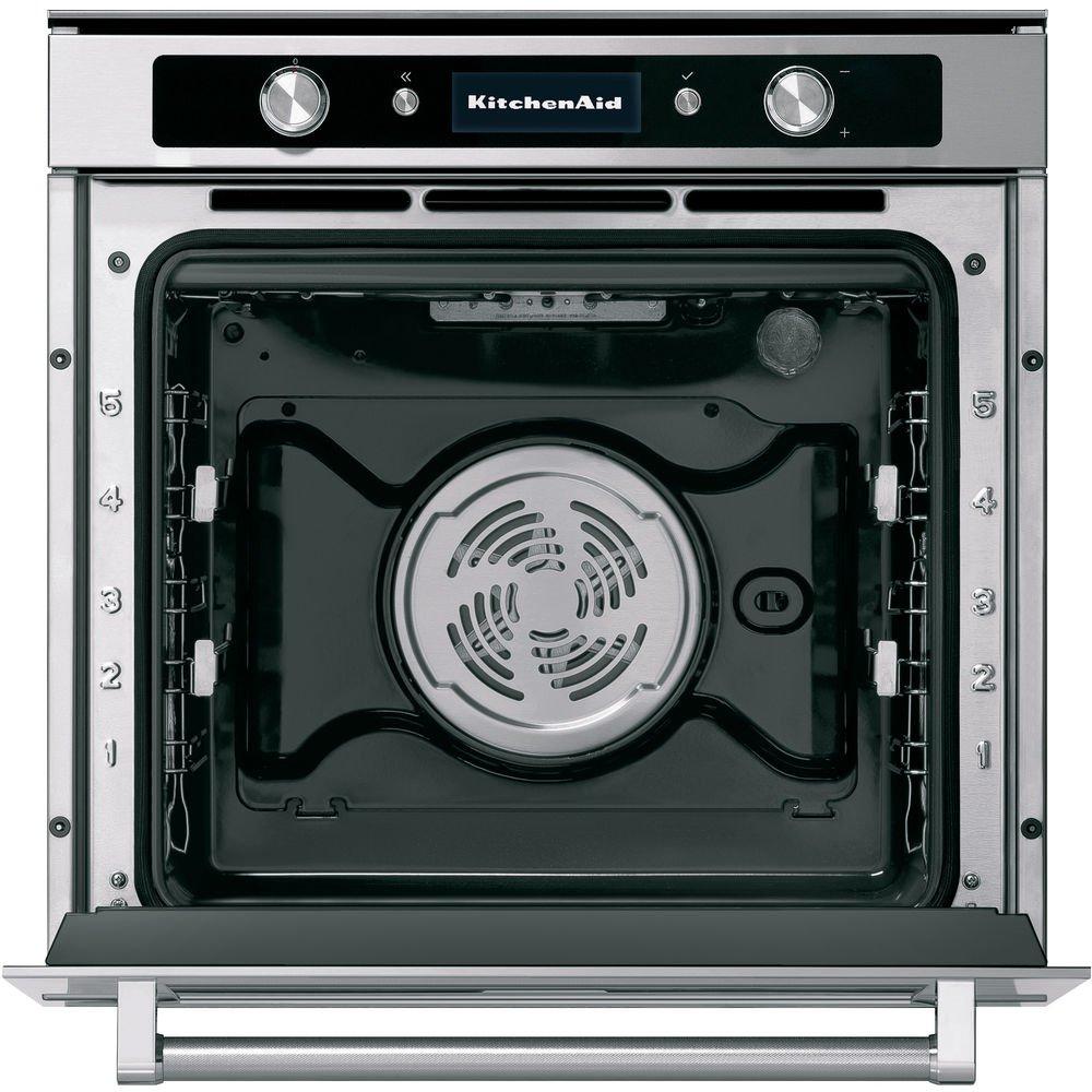 KitchenAid KOLCP 60600 - Horno (Medio, Horno eléctrico, 73 L, 73 L, 2450 W, 2 estanterías): Amazon.es: Hogar
