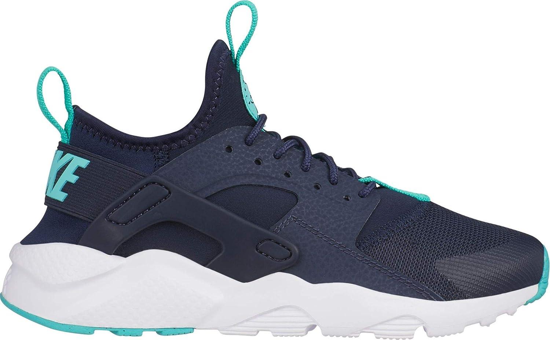 MultiCouleure (Obsidian Hyper Jade blanc 000) 36 EU Nike Air Huarache courir Ultra GS, Chaussures d'Athlétisme garçon