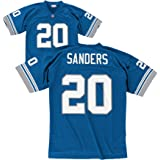 Barry Sanders Detroit Lions Throwback Jersey