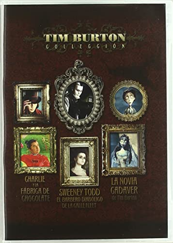Colección Tim Burton [DVD]: Amazon.es: Johnny Depp, Freddie ...
