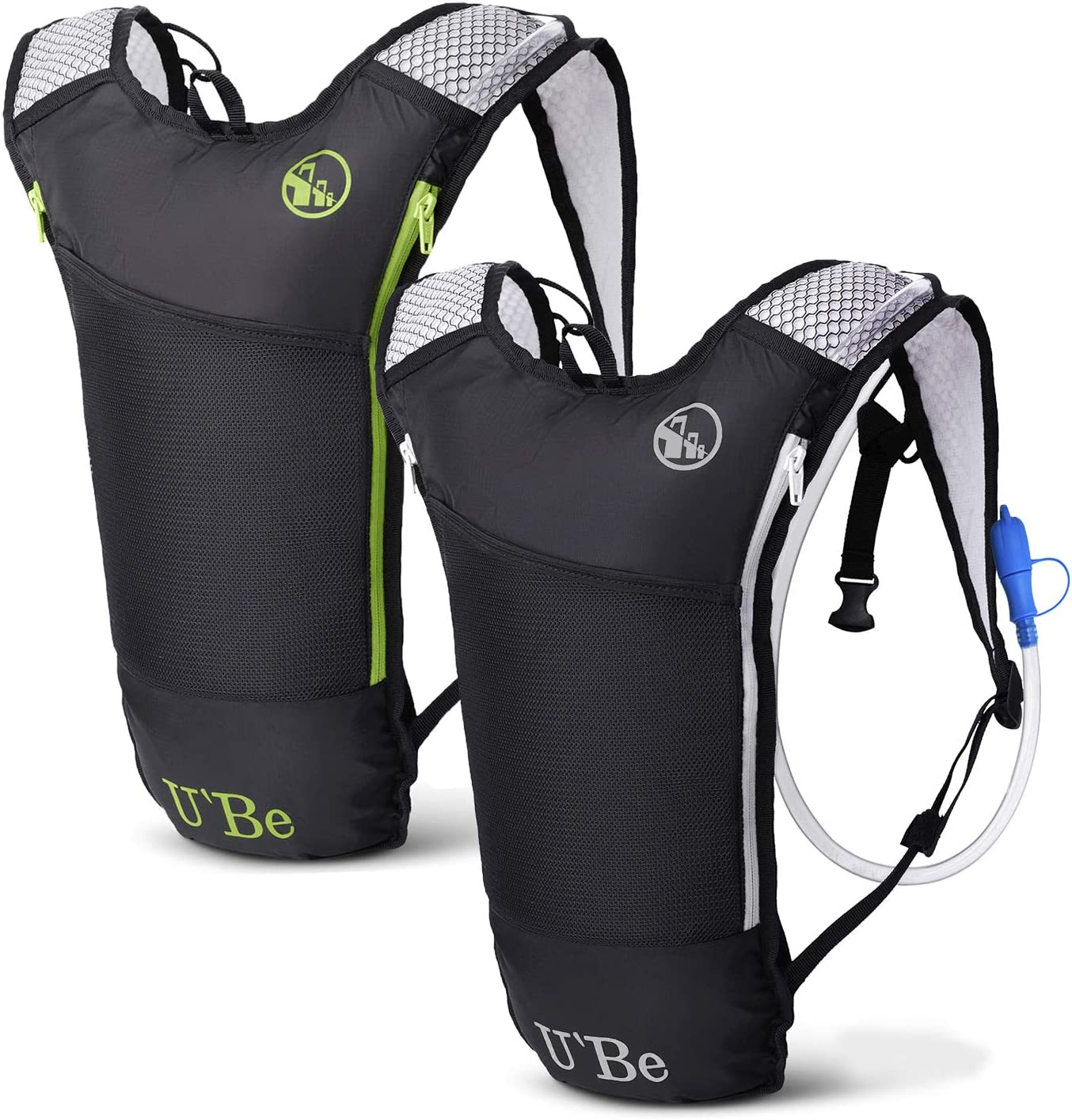 2 Litre Hydration Pack//Backpack Bag Running//Cycling with Water Camelbak Rucksack