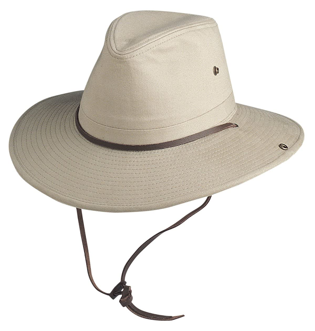 Conner Hats Men s Sahara Aussie Cotton Slouch Hat at Amazon Men s Clothing  store  97e26f8f7