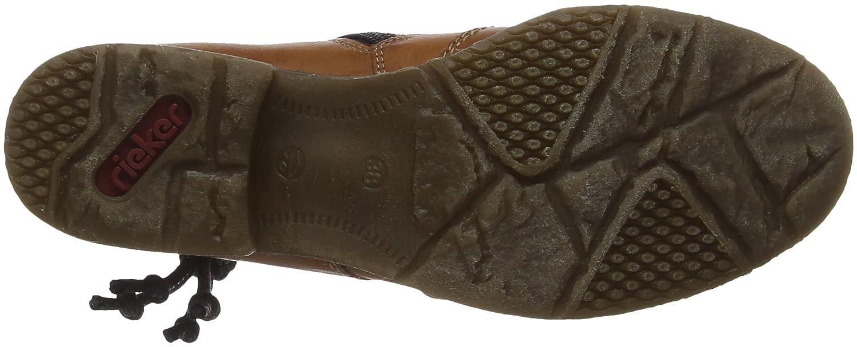 Rieker Antistress Women's Fee 93 Ankle Boot B00WHICO6G 40 EU (8.5 M US Women) Cayenne