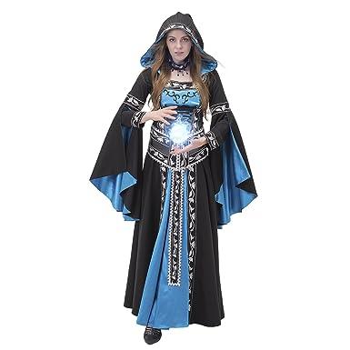 3e52151270ee 1791's lady Medieval Dress Renaissance Gown Wedding Gown NQ0020-XS