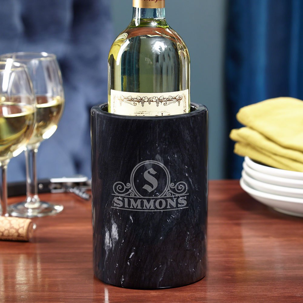 Canton Personalized Wine Bottle Chiller (Customizable Product)