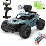 DEERC RC Cars DE36W Remote Control Car with 720P HD FPV Camera, 1/16 Scale Off-Road Remote Control Truck, High Speed Monster