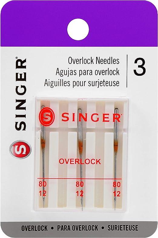 Singer - Agujas universales de Punto Regular para máquinas de ...